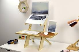 Side view office set Mock Here Are Some Tips Tricks And Suggestions You Can Use When It Comes To Organizing Home Office Set Ups With Minimal Space Rldh Make Room For An Office In Your Small Apartment Organizing Design