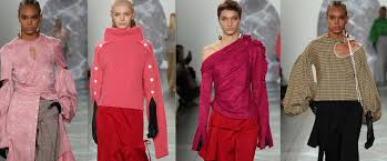 Hellessy Designer Wearability And Styling Clashed At The Hellessy Runway Show