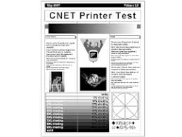Small Picture How we test Printers CNET