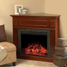 Gibraltar Electric Fireplace  Sears  Furniture  Pinterest Walmart Corner Fireplace