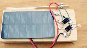 Homemade Solar Lights Make A Solar Powered Light Diy