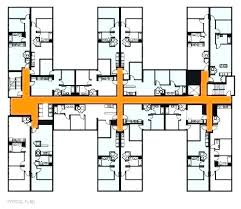 Apartment Building Plans Design Impressive Inspiration