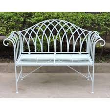 prefeial porch bench ideas wrought iron bench outside bench patio glider swing vintage cast iron bench