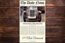 Creative Newspaper Template Google Docs Template Newspaper Luxury Google Docs Newspaper