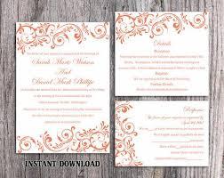 Wedding Invitation Templates Downloads Wedding Invitation Template Download Printable Wedding