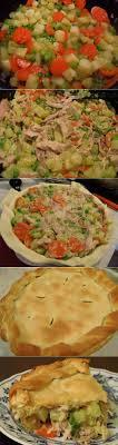 Turkey Ham Leftover Recipes 219 Best Pies Potpies Chicken Turkey Ham Beef Images On