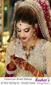 beautiful mehndi hairstyles new pin by kashees beauty parlor on kashee s bridal makeup 3
