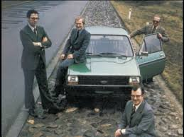 Back to the Future in a 1976 <b>Ford Fiesta</b> - YouTube