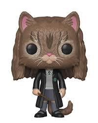 Фигурка Funko POP Harry Potter - Hermione as <b>Cat</b> (<b>77</b>) - купить по ...