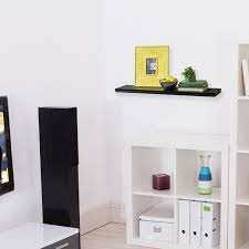 24 Photos Gallery of: Use Wall Corner To Install Floating Wall Shelves