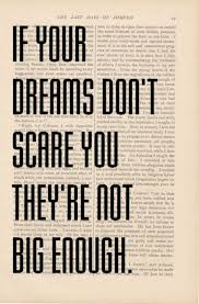 If Your Dreams Don T Scare You Quote Who Said Best Of Inspirational Quotes About Strength If Your Dreams Don't Scare You