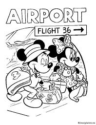 Mickey Mouse Kleurplaten Kleurplateneu
