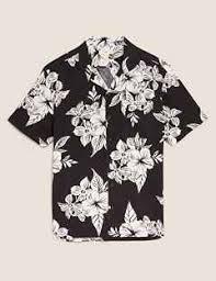 <b>Men's Short</b>-<b>Sleeved Shirts</b> | M&S