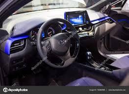 Vinnitsa, Ukraine - December 16, 2016.Toyota C-HR concept car ...