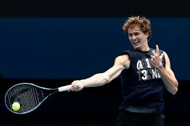 Two of the top atp players on. Australian Open Zverev Remains Confident Amid Personal Upheaval