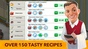 A jogabilidade é bem simples. My Cafe Recipes Stories World Cooking Game Apk Download From Moboplay