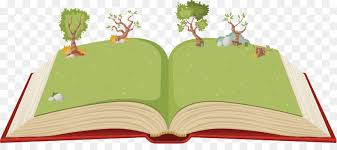 book child royalty free ilration vector trees on the books
