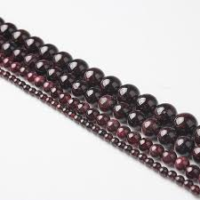 <b>LanLi Fashion Natural</b> Jewelry Dark Red Garnet stones Loose ...
