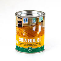 «<b>Масло VEKKER</b> Wood <b>Oil</b> Solveoil 60 для <b>пола</b> 2,5 л ...