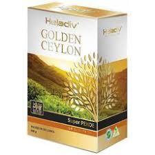 <b>Чай HELADIV</b> Super PEKOE <b>черный</b> листовой 100гр - купить <b>чай</b> ...