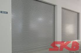lightweight greaseless roller shutters