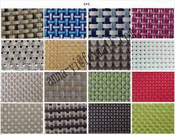 outdoor furniture sunbed fabrics
