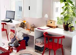 looking for clean white office furniture transform the stuva bench into an extra desk ikea home images girl room design r49 room