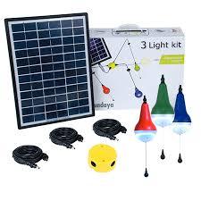 Online Get Cheap Solar Panel Lighting Kits Aliexpresscom Solar Powered Lighting Kits