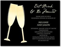Rehearsal Dinner Invitations Etiquette You Should Know Everafterguide