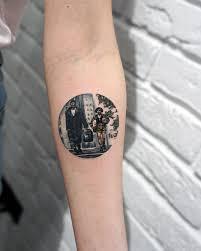 Tattoo Ink тату татуировка Ksuarrow Leontheprofessional