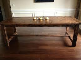 farmhouse dining table reclaimed wood. full image for build a reclaimed wood dining table building rustic diy farmhouse h