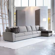Modern Italian Living Room Furniture 7 Seater Sofa Or Sofa Bed Duffy By Domingo Contemporary Design