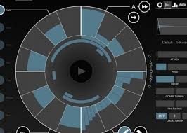 Patterning Awesome Patterning 48 Circular Drum Machine App Coming Soon To IOS