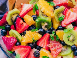fruit salad bowl recipe. Delighful Recipe And Fruit Salad Bowl Recipe R