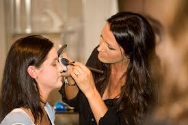 porcelain plexion make up artist lucy meyer used mac white face body foundation