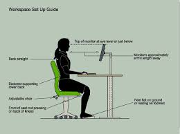 ergonomics and a good office chair office chairs should have a good back support most