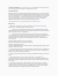 Resume Professional Summary Best Ways To Write A Resume Good How To