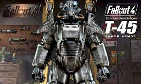 Power Armor Display Stand Collector's Club ThreeZero Fallout 10000 100100th Scale T100005 Power Armor 27