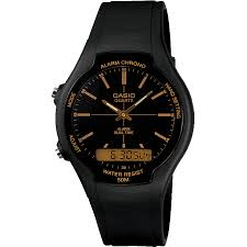 casio collection timepieces products casio aw 90h 9evef
