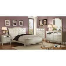 full bedroom sets.  Full Silver Orchid Gerrard Modern 4piece Crocodile Bedroom Set Intended Full Sets A