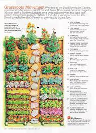 Small Picture Backyard Vegetable Garden Design Gardening Ideas