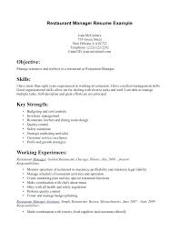 Server Resume Examples Cool Server Resume Template Free Restaurant Server Resume Examples Server