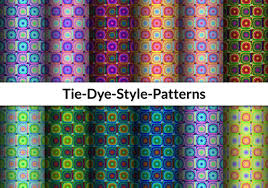 Tie Dye Patterns Custom 48 Tiedye Patterns Free Photoshop Patterns At Brusheezy