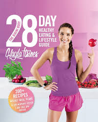 Lifestyle Guide: 200 Recipes, Weekly Menus, 4-Week Workout Plan ...