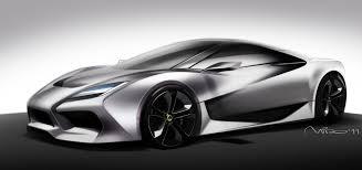 Lotus Cars Design   Miroslav Dimitrov