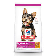 Hills Science Diet Dry Dog Food Puppy Small Paws For Small Breeds Chicken Meal Barley Brown Rice Recipe