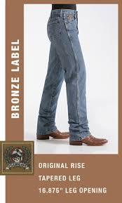 Cinch Jacket Size Chart Cinch Jeans
