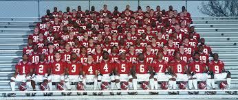 1998 Football Archives University Of Alabama Athletics