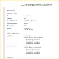 bewerbung pdf