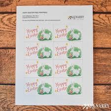 happy easter free printable s easy